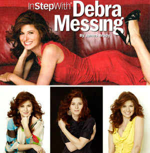 Debra Messing Parade May 2007