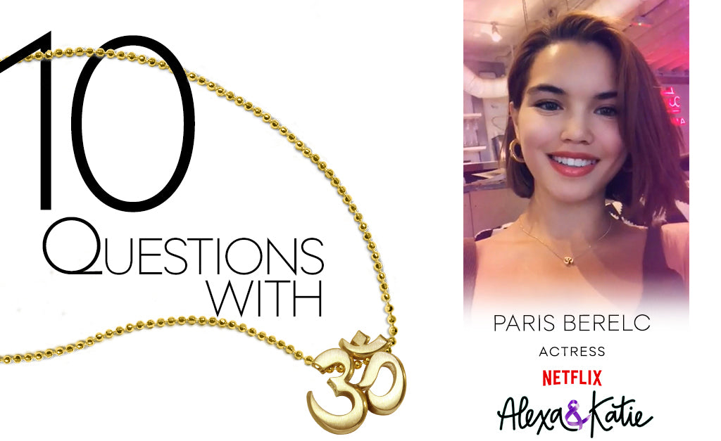 10 Questions with Paris Berelc :: Charm the World