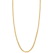 Disco Chain in 14kt Gold - 1.2 mm