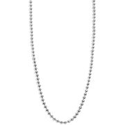 Disco Chain in Sterling Silver - 1.5 mm