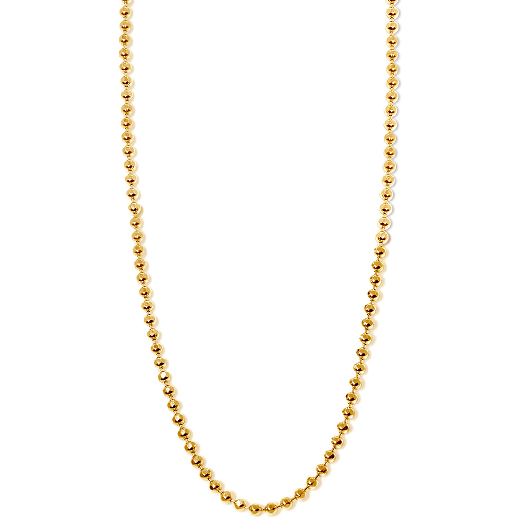 Disco Chain in 14kt Gold - 1 5 mm