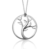 Open Tree of Life Pendant