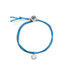 Mini Addition Blue Cord Bracelet inspired by the logo for Disney•Pixar's Finding Dory