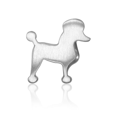 Sterling Silver Animals Poodle