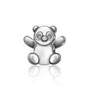 Sterling Silver Cities Panda