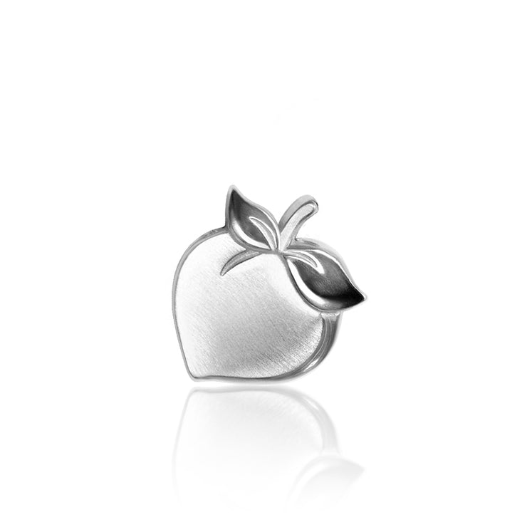 Sterling Silver Cities Peach