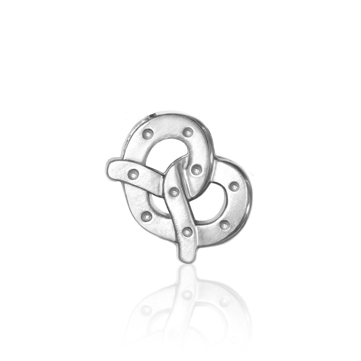 Sterling Silver Cities Pretzel