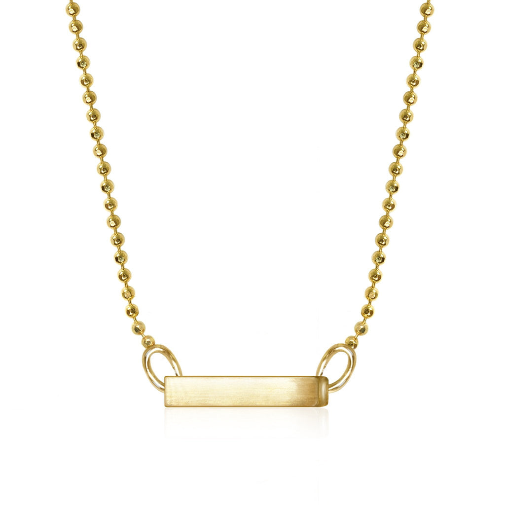 minimal listing gold il necklace diamond geometric layer