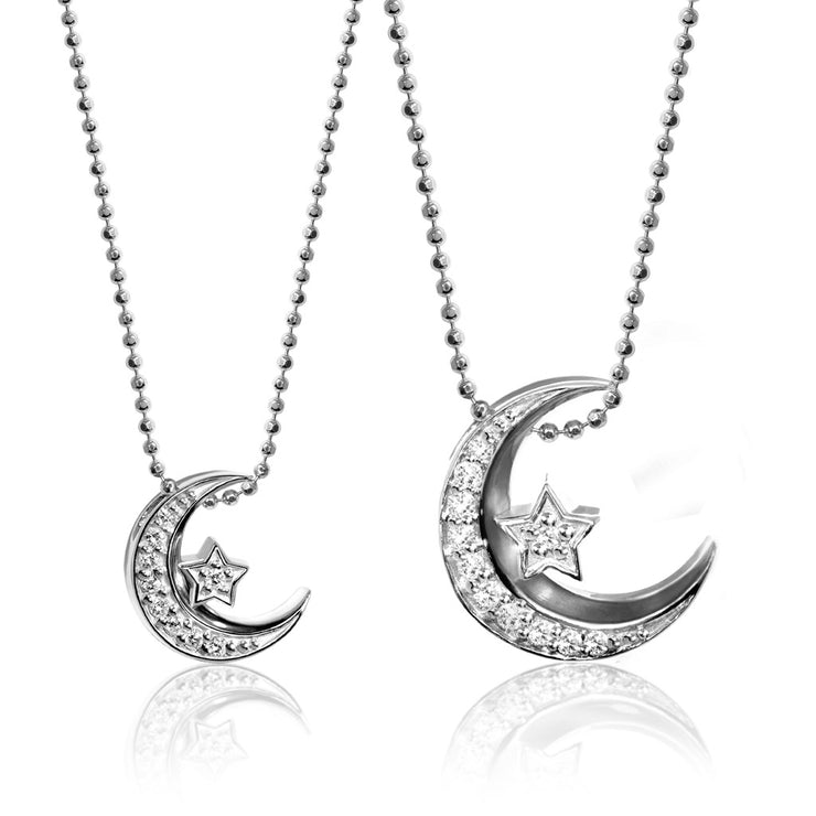 Faith Crescent Moon