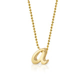14kt Yellow Gold Autograph Letter