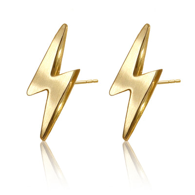 Rock Star Lightning Bolt Earrings