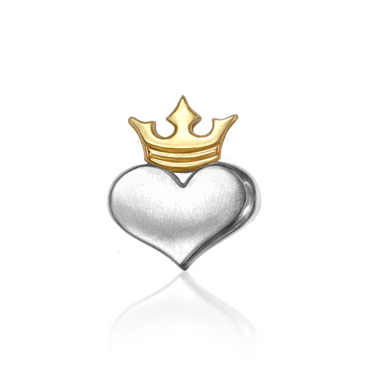 Rock Star Heart and Crown