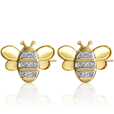 Seasons Bee Earrings