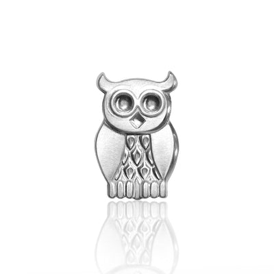 Sterling Silver Seasons Owl