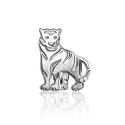Sterling Silver Signs Tiger