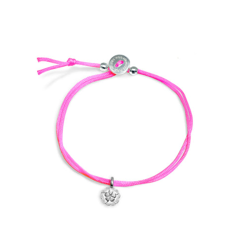 Mini Addition Pink Cord Bracelet inspired by Disney•Pixar's Coco