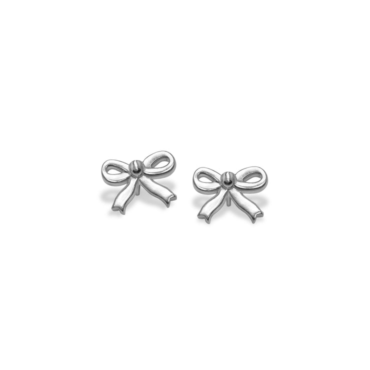 Mini Additions™ Bow Earrings