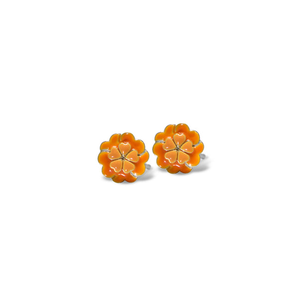 Mini Addition Marigold earrings inspired by Disney•Pixar's Coco