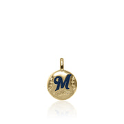 MLB Milwaukee Brewers Baseball Disc