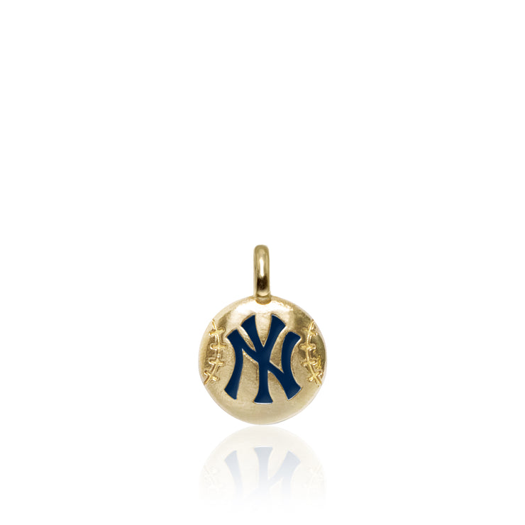 MLB New York Yankees Baseball Disc