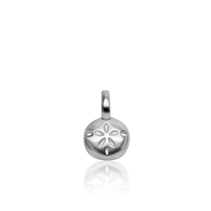 Sterling Silver Mini Additions™ Sand Dollar