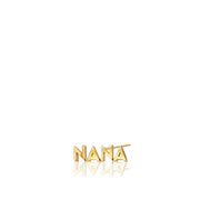 Mini X Nana Single Stud Earring