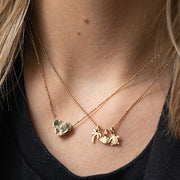 Mini Additions™ Cluster Necklace