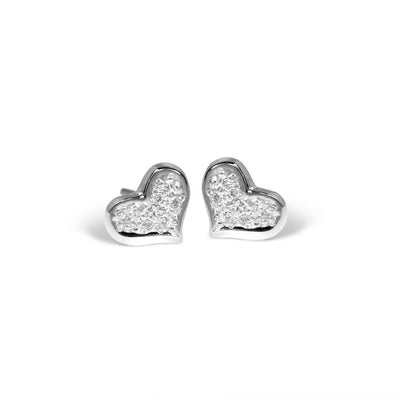 Princess Heart Earrings