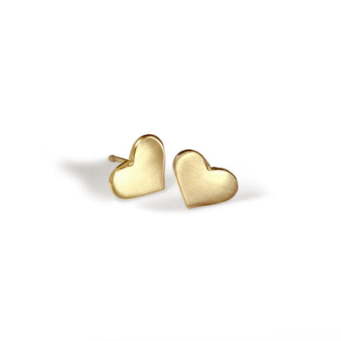 Vegas Heart Earrings