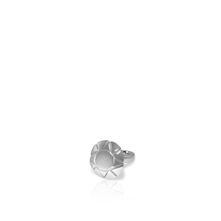 Sterling Silver Mini Additions™ Diamond Ring