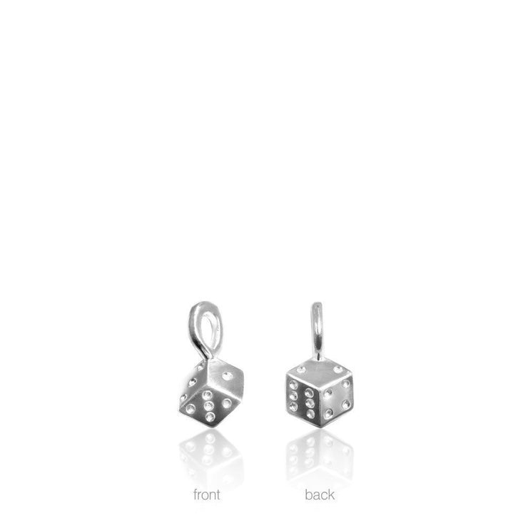 Sterling Silver Mini Additions™ Dice