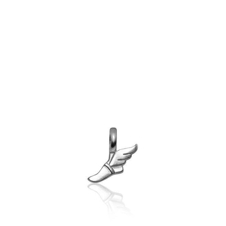 Sterling Silver Mini Additions™ Sports Trackfoot