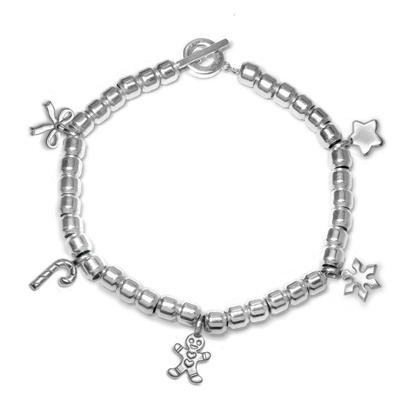 Mini Moments Christmas Bracelet