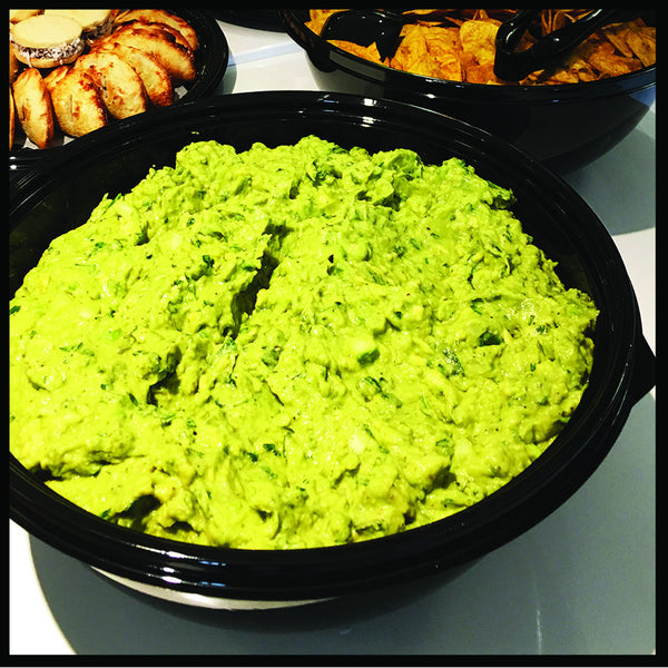 Bowl of Guacamole (10-12 Servings)