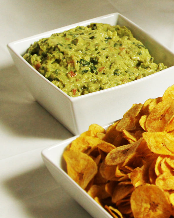 Platter of Guacamole & Chips (4-6 Serving)