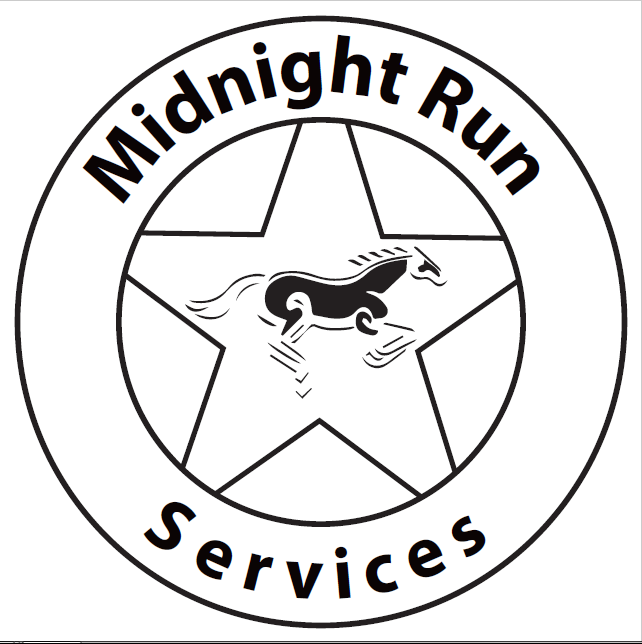 Welcome to Midnight Run Services first online retail adventure!