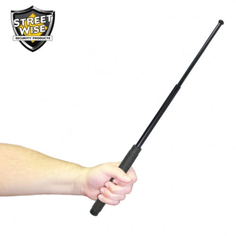 26 Inch Expandable Metal Baton - Also in Store