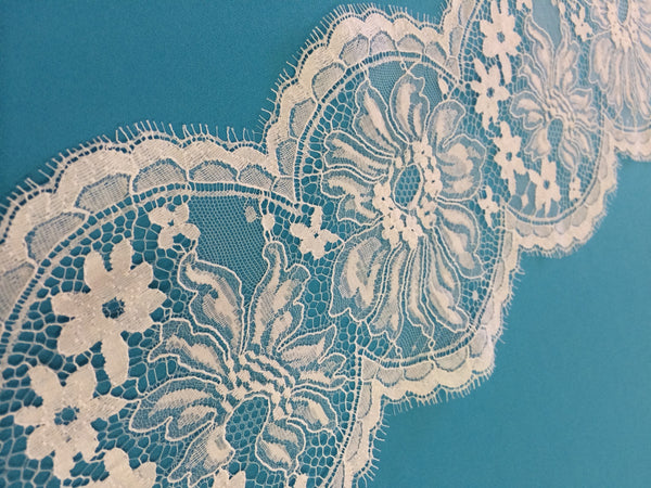 Lace- French Chantilly