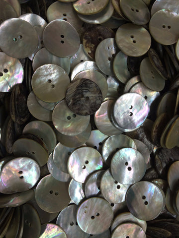 Mother of Pearl Buttons