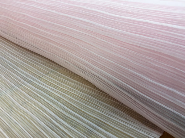 Pleated Organza Color Pink