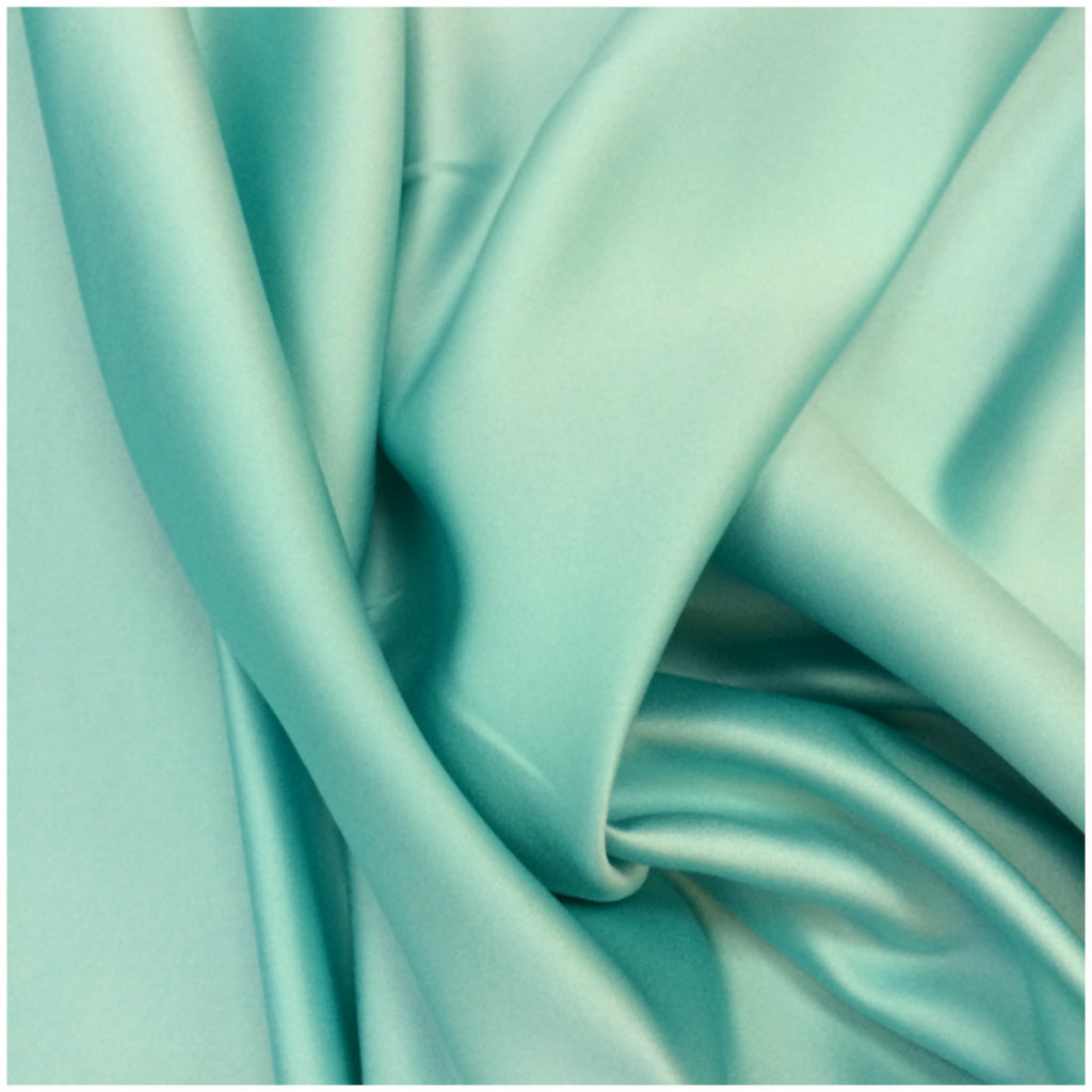Tiffany Blue Satin