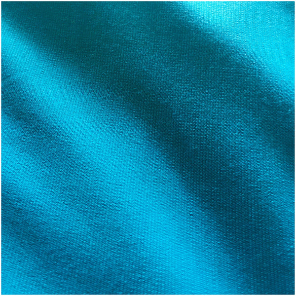 Turquoise Stretch Double Knit