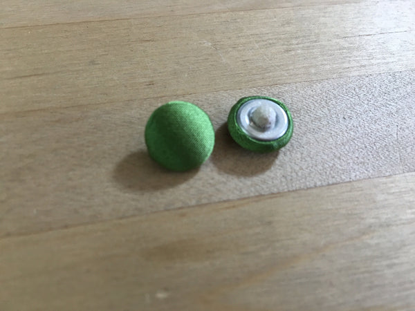 Oxford Olive Bridal Buttons