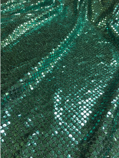 5mm Teal Sequin