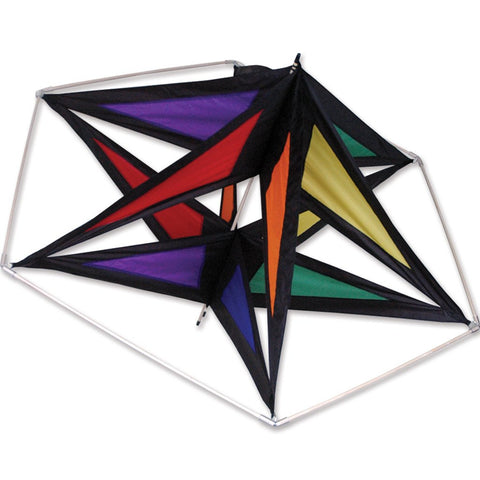 Astro Star Kite - Rainbow