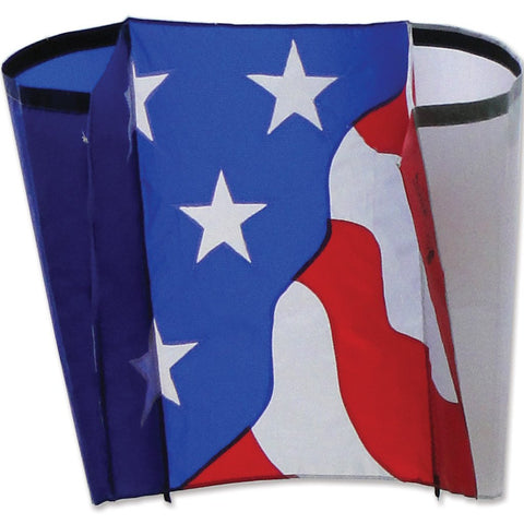 Power Sled 10 Kite - Patriotic