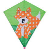 30 in. Diamond Kite - Finn The Fox