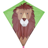 30 in. Diamond Kite - Lion