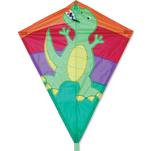 25 in. Diamond Kite - Tyrone Rex