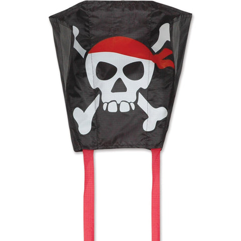 Keychain Kite - Skull & Bones (Set of Six Kites)